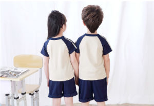 Cute School PE Uniform, Private School Uniforms Logo pictures & photos