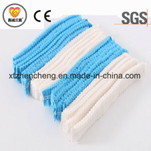 Nonwoven Cap/ Disposable Cap Single/Double Elastic Cap pictures & photos