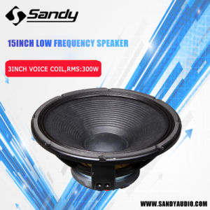 15lf401 15 Inch Professional Stage Sound Speaker Woofer pictures & photos