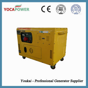 10kw Air Cooled Silent 3 Phase Electric Generator Set pictures & photos
