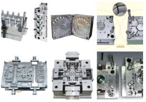 High Precision Plastic Injection Moulding Parts, OEM/ODM Custom Injection Plastic Moulding pictures & photos