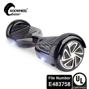 UL2272 Standard China Wholesale 2 Wheel Electric Smart Scooter Two Wheels Electric Scooter Hands Free Scooter Self Balance Board Scooter pictures & photos
