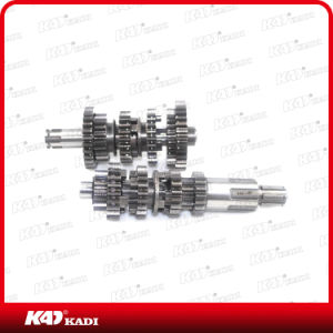 Motorcycle Engine Part Motorcycle Main Shaft and Counter Shaft Assembly pictures & photos