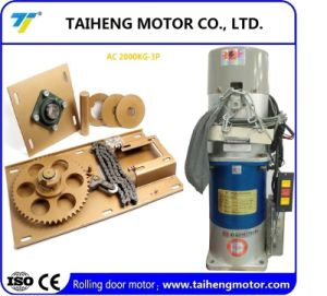 AC 380V Auto Rolling Shutter Door Motor (TH-1300-3P) pictures & photos