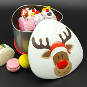 Metal Tinplate Box for Cookies Chocolate Packing Container (T001-V19) pictures & photos