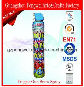 540ml 88% More Trigger Gun Snow Spray pictures & photos