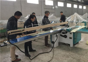 Automatic Plastic Sheet Machine Tool Table Saw Cutting Machinery pictures & photos