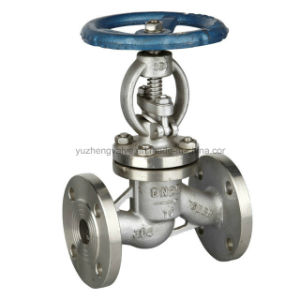 Stainless Steel 304 / 316 Globe Valve Control Valve pictures & photos