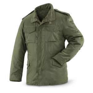 Us Army Standard Winter Men Jacket M65 Field Jacket pictures & photos