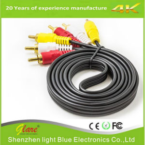 6FT Value Series RCA Audio Cable pictures & photos