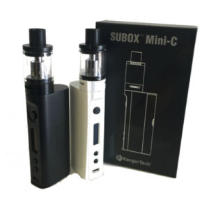 China Wholesale Kanger Subox Mini-C 50W Tc Kit pictures & photos