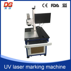 High Speed 5W UV Laser Marking CNC Machine pictures & photos