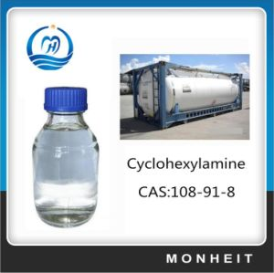 Factory Stock High Quality 108-91-8 Hexahydroaniline pictures & photos