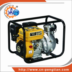Gasoline Water Pump Wp15 High Quality pictures & photos