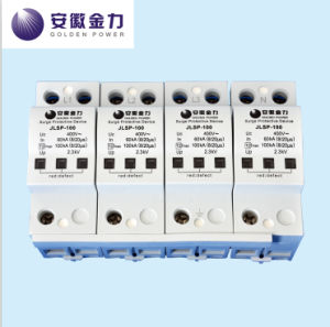 PV Application Solar 3p SPD/Surge Protector (GA7510-28) pictures & photos