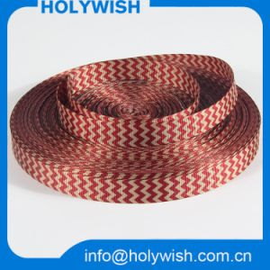 Cheap Price Crafting Grosgrain Brown Satin Ribbon Online pictures & photos