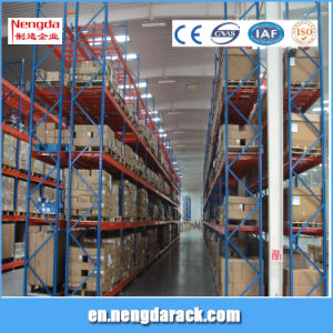 Steel Pallet Rack in Logistics Warehouse Pallet Rack pictures & photos