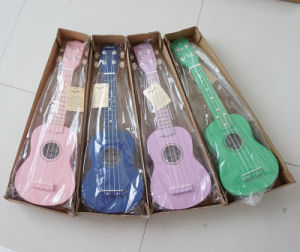 "Aiersi 21"" Soprano Colored Hawaii Ukulele pictures & photos"