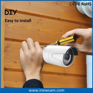 Night Vision 4MP Metal Housing Mini Network Security Camera pictures & photos