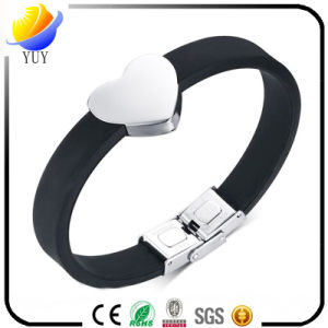 Smart Kinds of Sports Silicone Bracelet and Customized Logo Made PVC Bracelet and Rubber Bracelet for Promotional Gifts pictures & photos
