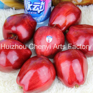 Low Price Sale of Red Simulation of Snake Fruit pictures & photos