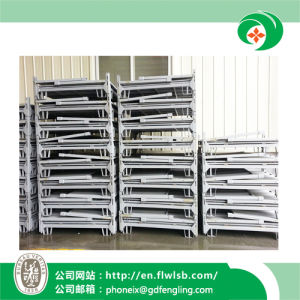 Hot-Selling Foldable Stacking Rack for Transportation with Ce pictures & photos