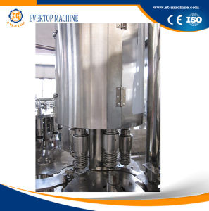 Monoblock Juice Rinsing Filling Capping Machinery pictures & photos