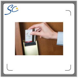 134.2kHz Writable Rewrite Blank RFID Hotel Key Card pictures & photos