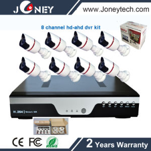 8CH Ahd DVR Kit for Home Security Surveillance CCTV System pictures & photos