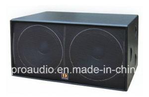 S218 Professional Speaker Sound System PRO Audio pictures & photos