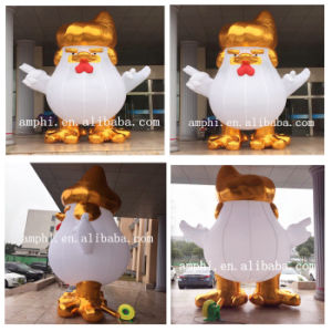 Donald Trump Classical Expression/Gong Xi Fa Cai/Happy New Year/Giant Chicken Model pictures & photos