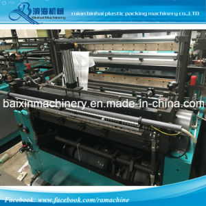 High Speed Shopping and T-Shirt Bag Making Machine pictures & photos