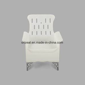 Fashion Appearance with Armrest Cheap Outdoor Plastic Chairs for Sale pictures & photos
