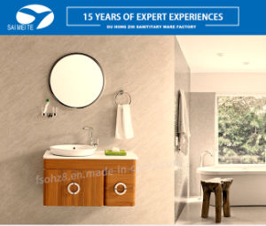 Best Selling Items Stainless Steel Body and PVC Bathroom Cabinets China pictures & photos