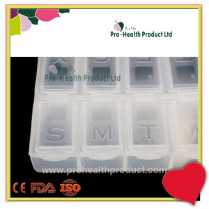 8 Days Braille Pill Box pictures & photos