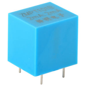 Miniature Electronic Voltage Transformer/PCB Mounting Micro Transformer Zmpt101b pictures & photos