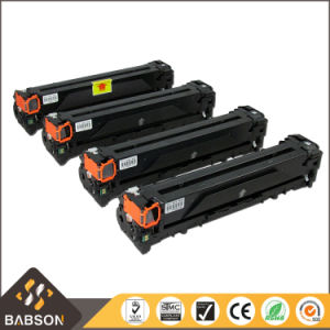 Genuine Compatible Color Toner Cartridge for HP CF210A, CF211A, CF212A, 213A Favorable Price/Fast Delivery pictures & photos