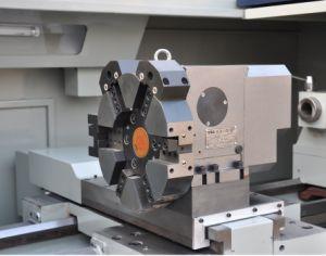 Good CNC Lathe Machine Model CK6140X1000mm pictures & photos