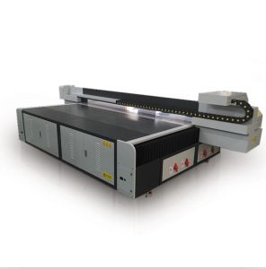UV Flatbed Printer for Wedding \ Glass \ Ceramic Tile \ PVC pictures & photos