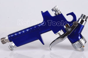 HVLP Air Spray Gun with Nozzle 0.8 and 1.0 pictures & photos