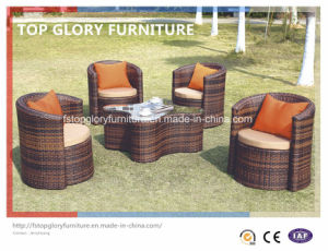 Vase Outdoor Furniture Liquidation Garden Sofa (TGBS-007) pictures & photos
