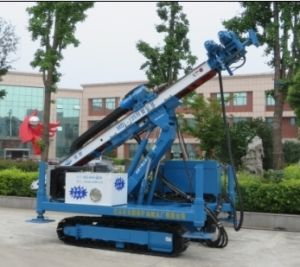 DTH Hammer Anchor Drilling Rig Foundation Piling Machine Mdl-135h pictures & photos