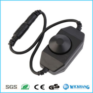 Inline Manual Dimmer Switch for LED Strip Light pictures & photos