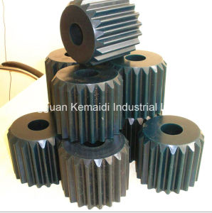 PU Wheel Gear for Transmission with High Hardness pictures & photos