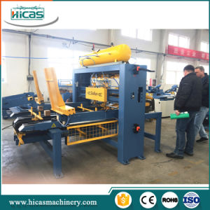 China Automatic Wooden Pallet Making Machine pictures & photos