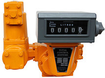 Tcs Positive Displacement Flow Meter pictures & photos