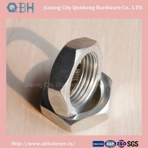 Hexagon Thin Nuts (Stainless Steel 304 316 DIN936) pictures & photos
