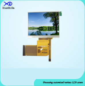 3.5 Inch TFT LCD Screen with Resistive Touch Panel pictures & photos