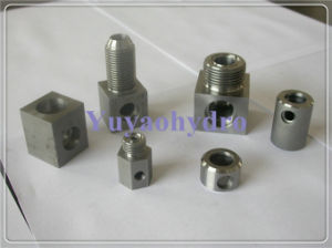 37 Degree Hydraulic Adapter with O-Ring Type Fitting pictures & photos