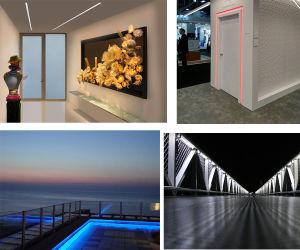 IP20 0.5m 1m LED Light Bar, Aluminum LED Rigid Strip Light with Ce RoHS pictures & photos